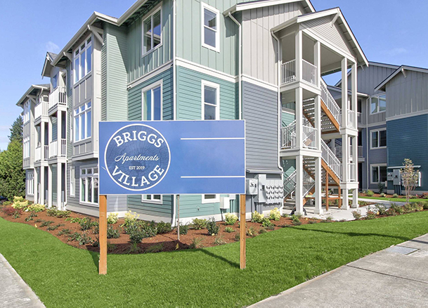 CBRE Arranges Sale and Loan for Briggs Village Apartments in Olympia